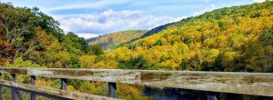 Great Allegheny Passage, ohiopyle state park