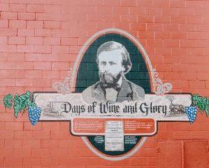 Hermann, Missouri mural