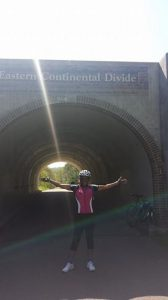 Great Allegheny Passage, Eastern Continental Divide