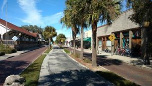 Tarpon Springs, pinellas trail Florida