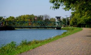 Erie Canalway, near Brockport