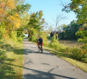 Erie Canalway, Rochester