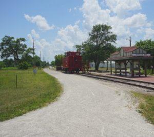 Katy Trail, Sedalia Trail Station