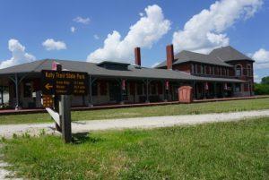 Katy Trail, Sedalia Station