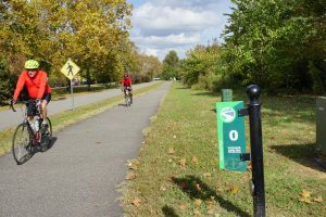 Virginia Capital Trail, Mile 0