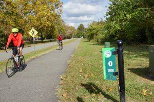 Virginia Capital Trail, Mile 0