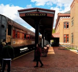 Cumberland train station