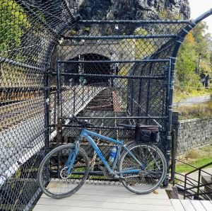 Bike at Harpers Ferry