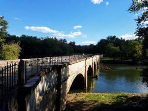 C&O Canal, aqueduct