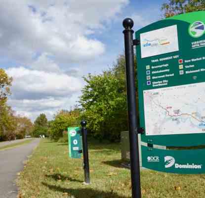 Virginia Capital Trail 2Day