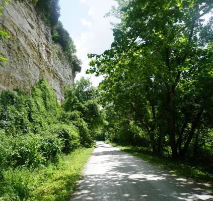 Katy Trail 6Day