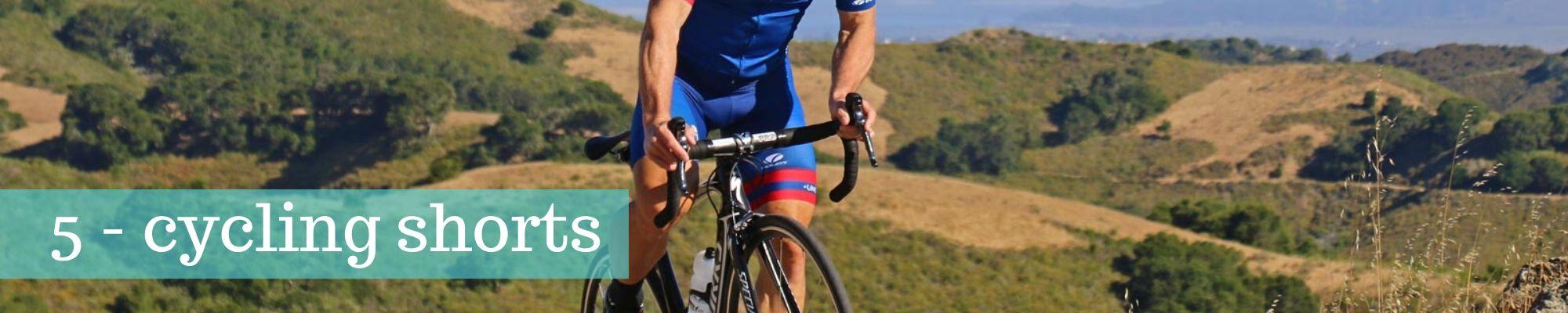 cycling shorts - gift 5