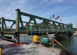 erie canalway bridge