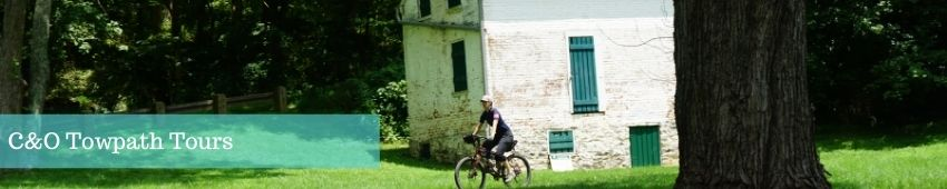 biking the c&o towpath trail
